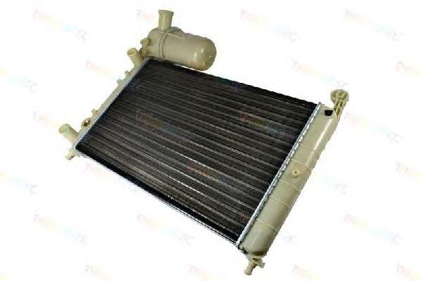 Радиатор, охлаждение двигателя THERMOTEC D7F015TT