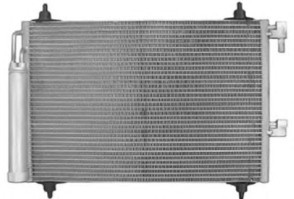 Радиатор кондиционера THERMOTEC KTT110009