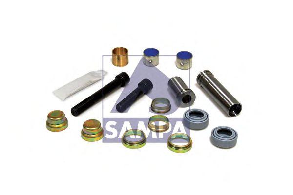 Ремкомплект суппорта SAMPA 095.679