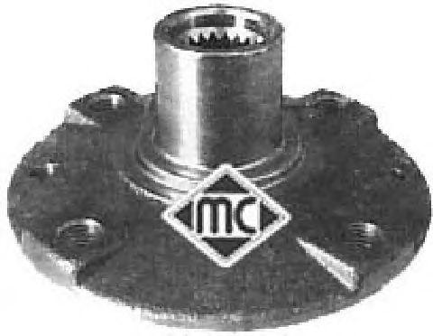 Ступица колеса Metalcaucho 90015