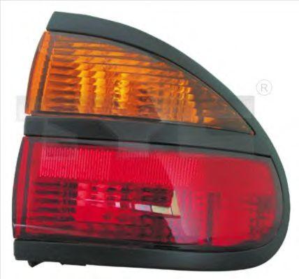 Задний фонарь TYC 11-0227-01-2