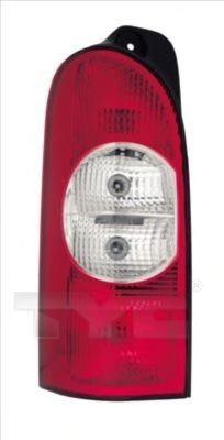 Задний фонарь TYC 11-0570-01-2