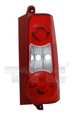 Задний фонарь TYC 11-11381-01-2