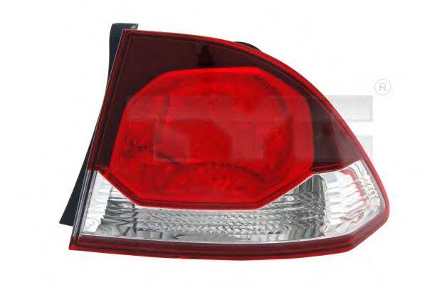 Задний фонарь TYC 11-11470-11-2