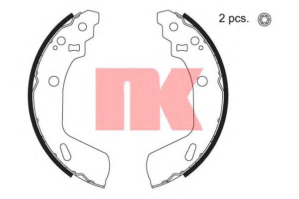 Тормозные колодки NK 2752813