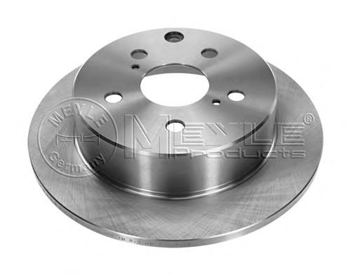 Тормозной диск MEYLE 30-15 523 0088