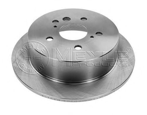 Тормозной диск MEYLE 37-15 523 0074