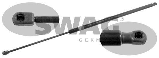 Газовый упор крышки багажника SWAG 40 93 4515