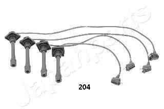 Комплект высоковольтных проводов JAPANPARTS IC-204