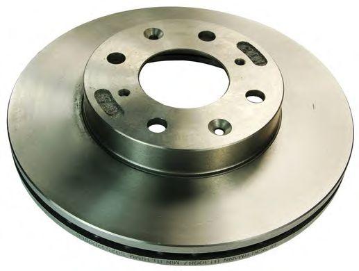 Тормозной диск DENCKERMANN B130087