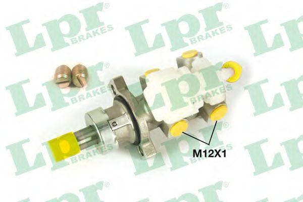 Главный тормозной цилиндр LPR 1191