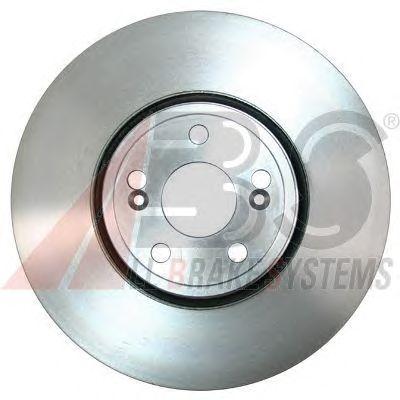 Тормозной диск A.B.S. 17506