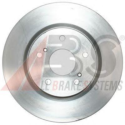 Тормозной диск A.B.S. 17704