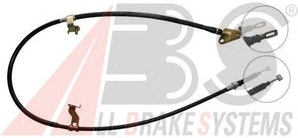 Трос ручника A.B.S. K14467