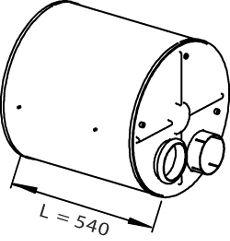 Резонатор DINEX 21416