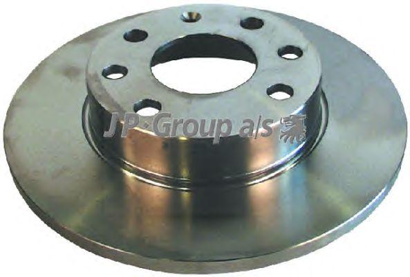 Тормозной диск JP GROUP 1263100900