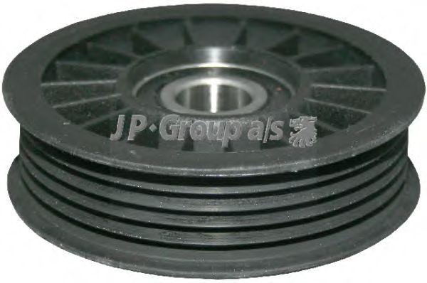 Натяжной ролик поликлинового ремня JP GROUP 1118301300