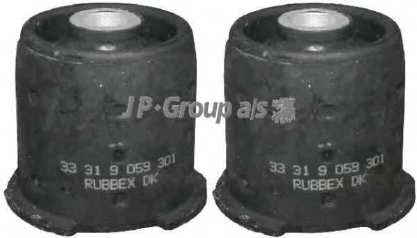 Ремкомплект балки моста JP GROUP 1450101310