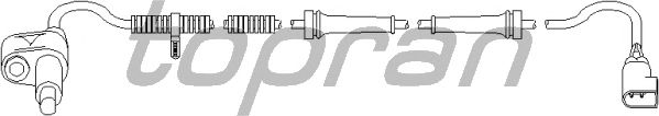 Датчик вращения колеса TOPRAN 303 958