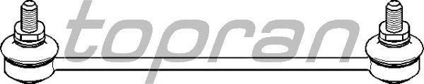 Тяга / стойка стабилизатора TOPRAN 501 057