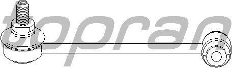 Тяга / стойка стабилизатора TOPRAN 500 915