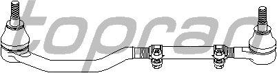 Рулевая тяга TOPRAN 200 376