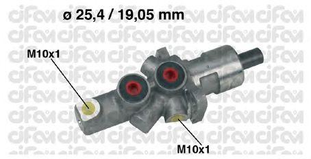 Главный тормозной цилиндр CIFAM 202-176