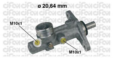 Главный тормозной цилиндр CIFAM 202-210