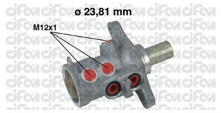 Главный тормозной цилиндр CIFAM 202-638
