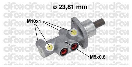 Главный тормозной цилиндр CIFAM 202-704