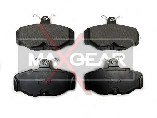 Тормозные колодки MAXGEAR 19-0436