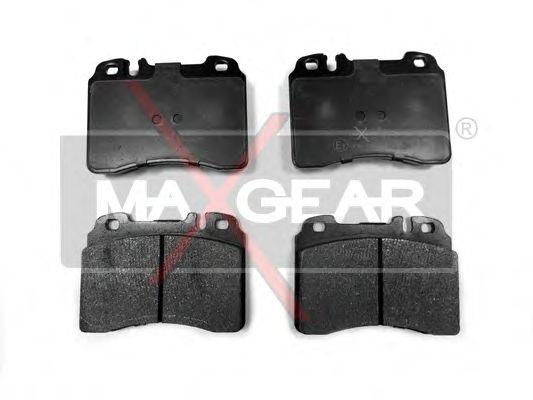 Тормозные колодки MAXGEAR 19-0456