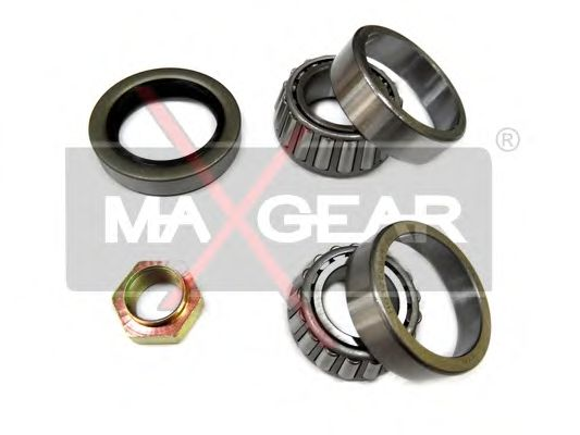 Ступичный подшипник MAXGEAR 33-0137