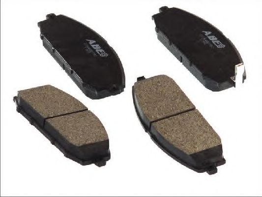Тормозные колодки ABE C11064ABE