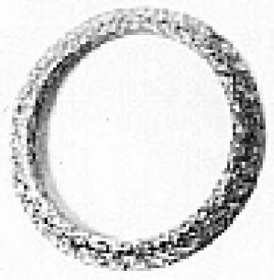Прокладка, труба выхлопного газа Metalcaucho 02395