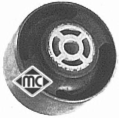 Подушка двигателя Metalcaucho 02869