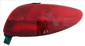 Задний фонарь TYC 11-0116-01-2