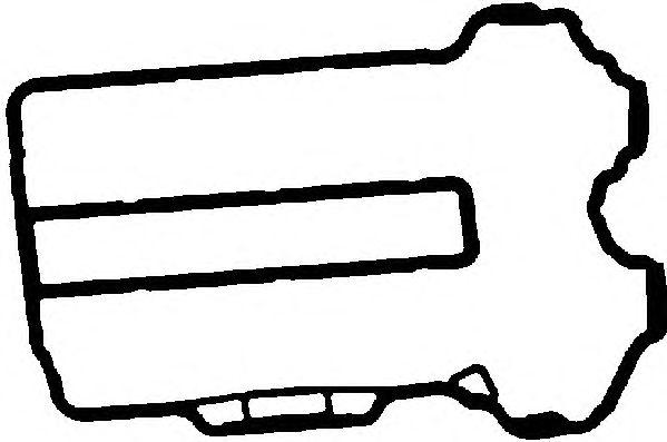 Прокладка клапанной крышки AJUSA 11064100