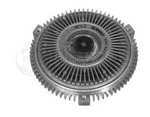 Вязкостная муфта вентилятора охлаждения MEYLE 100 121 0037