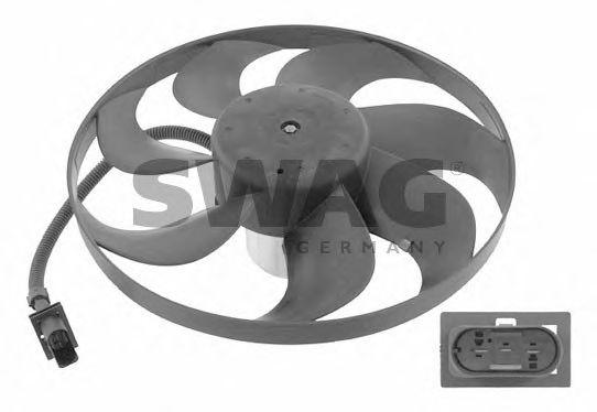 Вентилятор охлаждения SWAG 99 91 4742
