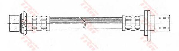 Тормозной шланг TRW PHA384