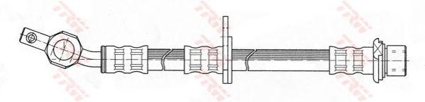 Тормозной шланг TRW PHD374