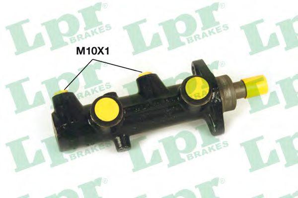 Главный тормозной цилиндр LPR 1909