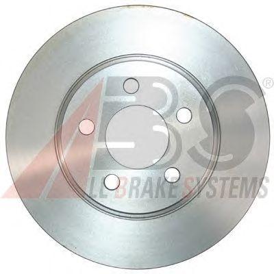 Тормозной диск A.B.S. 16725