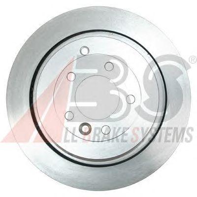 Тормозной диск A.B.S. 17666