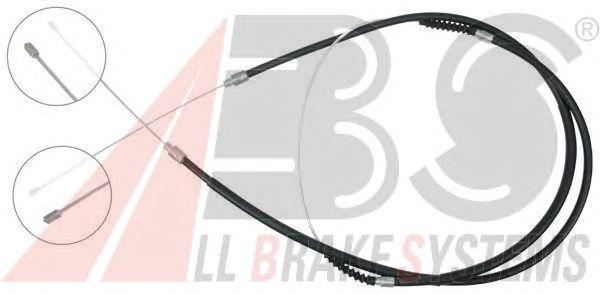 Трос ручника A.B.S. K16825