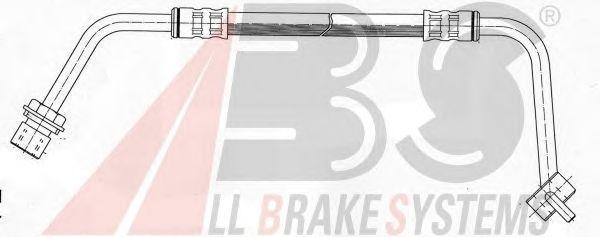 Тормозной шланг A.B.S. SL 3368