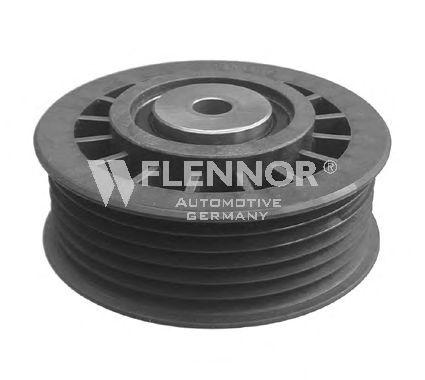 Натяжной ролик поликлинового ремня FLENNOR FS27901
