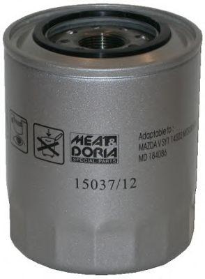 Масляный фильтр MEAT & DORIA 15037/12