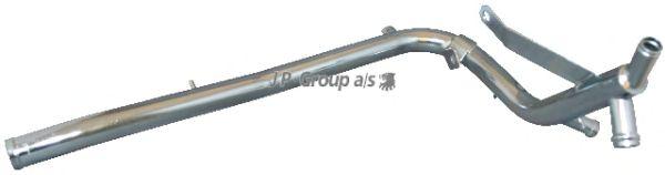 Патрубок системы охлаждения JP GROUP 1114401600